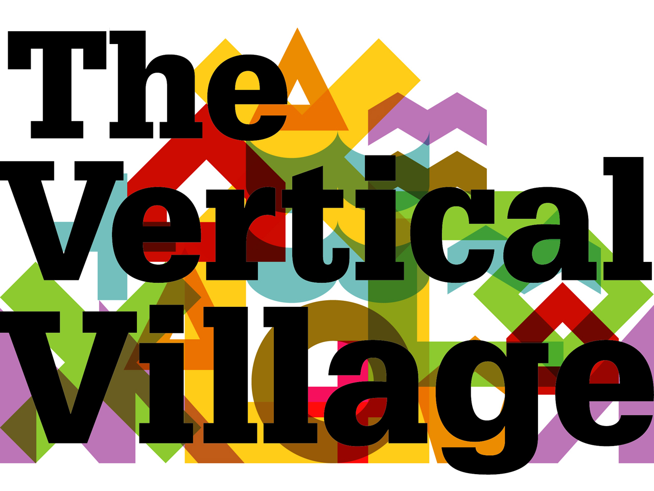 The Vertical Village Exhibition in Hamburg