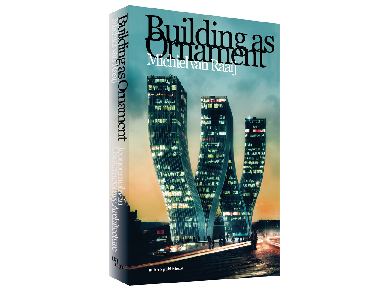 Winy Maas discusses Building Ornament at Book Launch