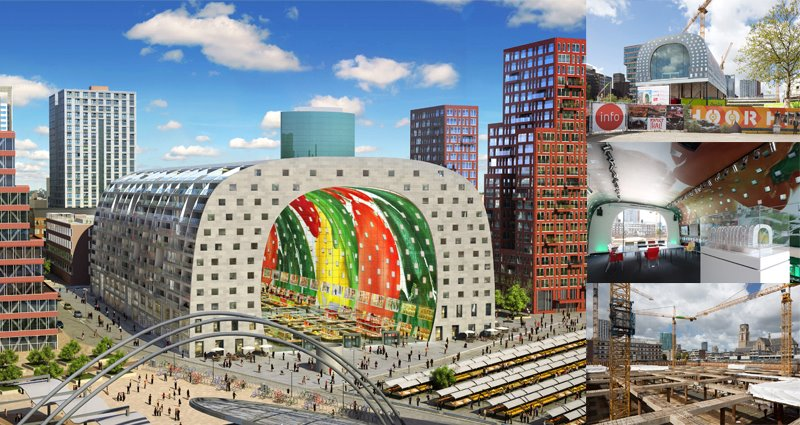 Markthal at 2012 architecture day (NL)