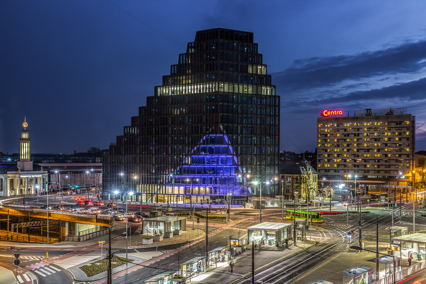 Bałtyk named building of the year by BRYŁA readers