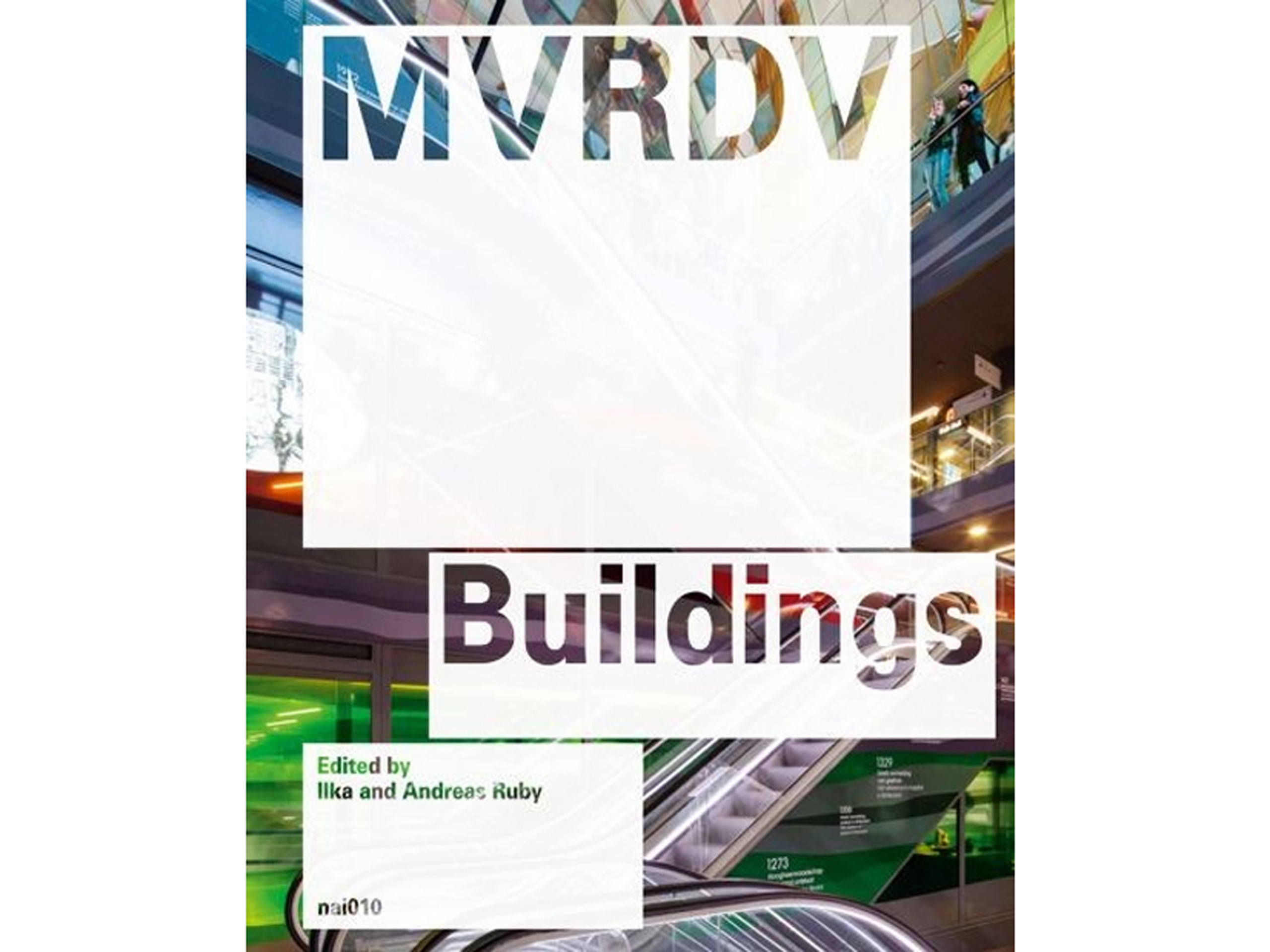 MVRDV Buildings Updated Edition