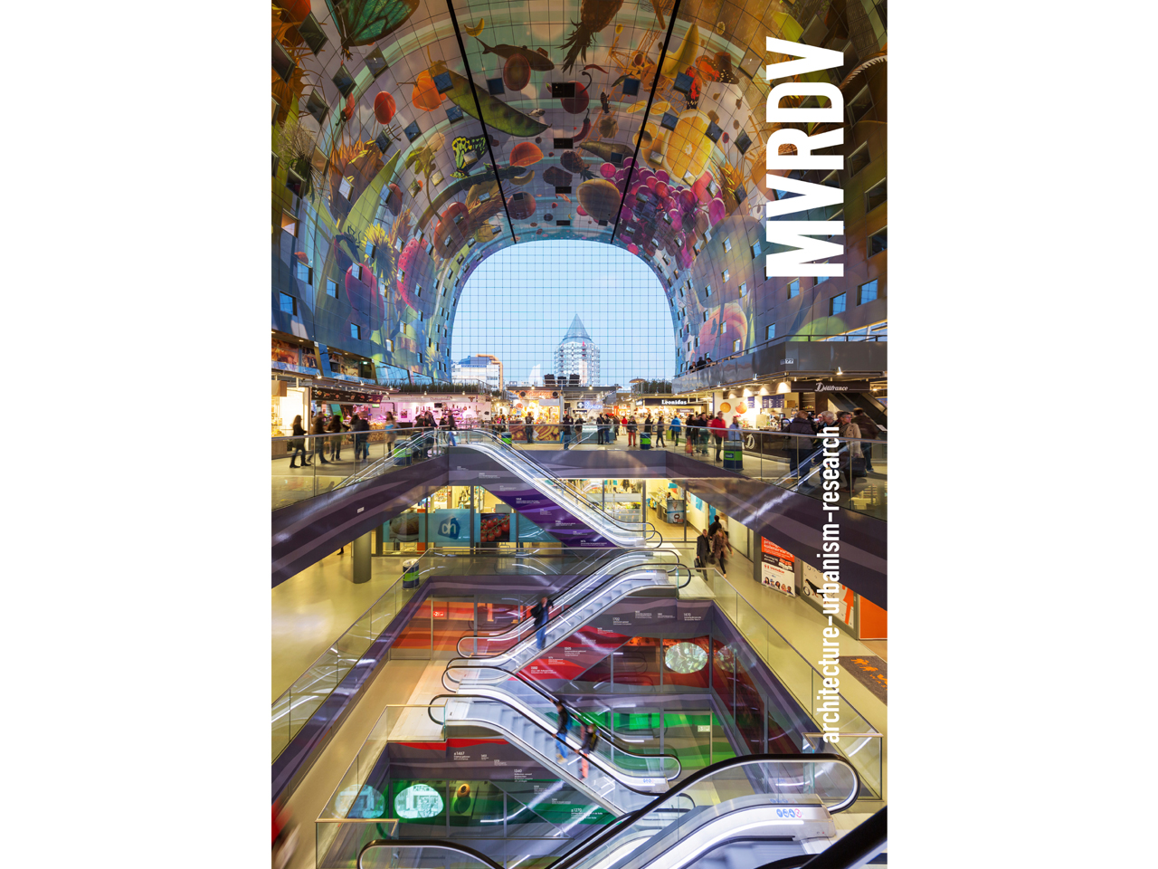 MVRDV Profile Book