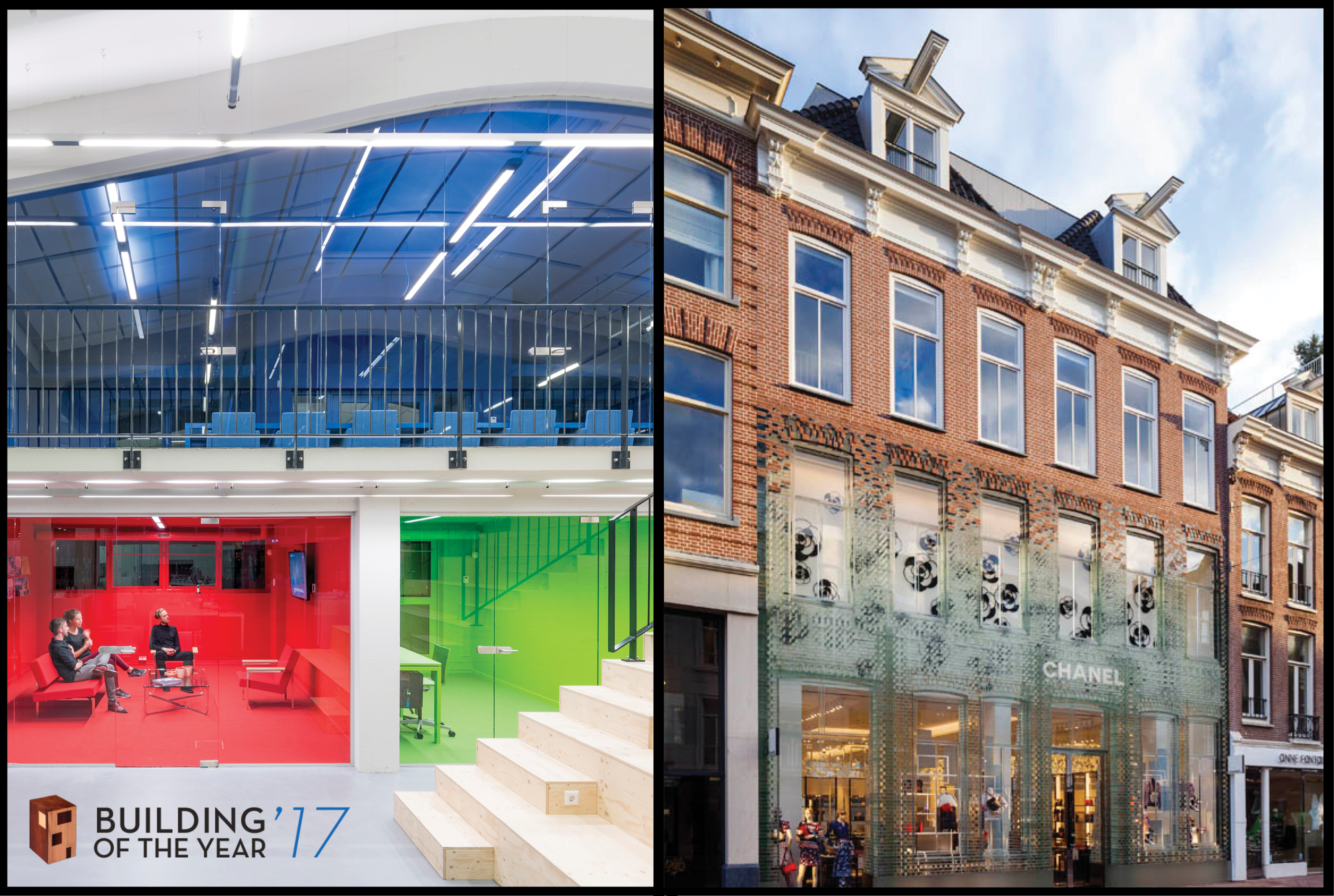 Crystal Houses and MVRDV House are both finalists for ArchDaily Building of the Year Awards 2017