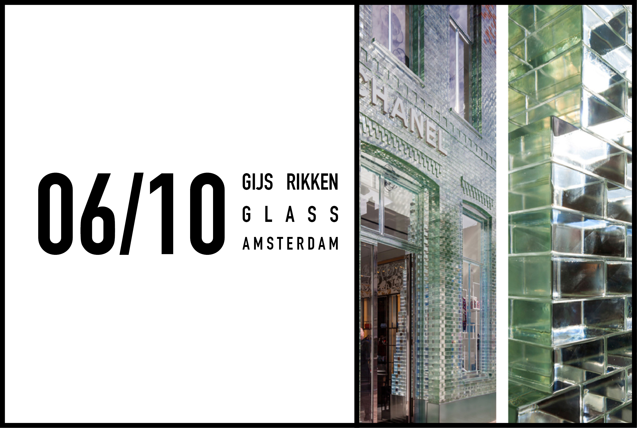 MVRDV's Gijs Rikken will speak about Glass at Dutch Design Awards preview 2016, 6th October 2016