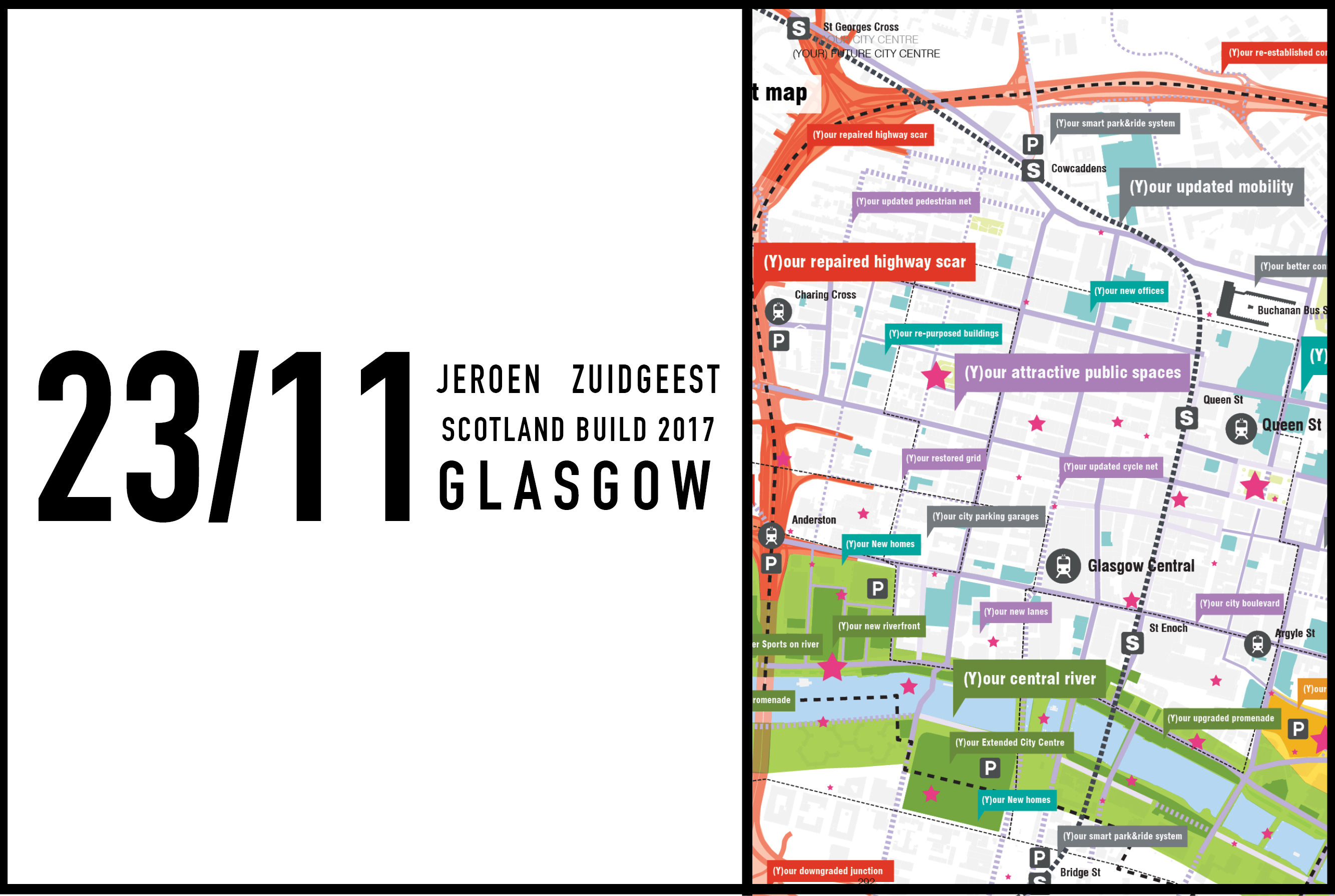 MVRDV Partner, Jeroen Zuidgeest to give a joint lecture Scotland Build 2017