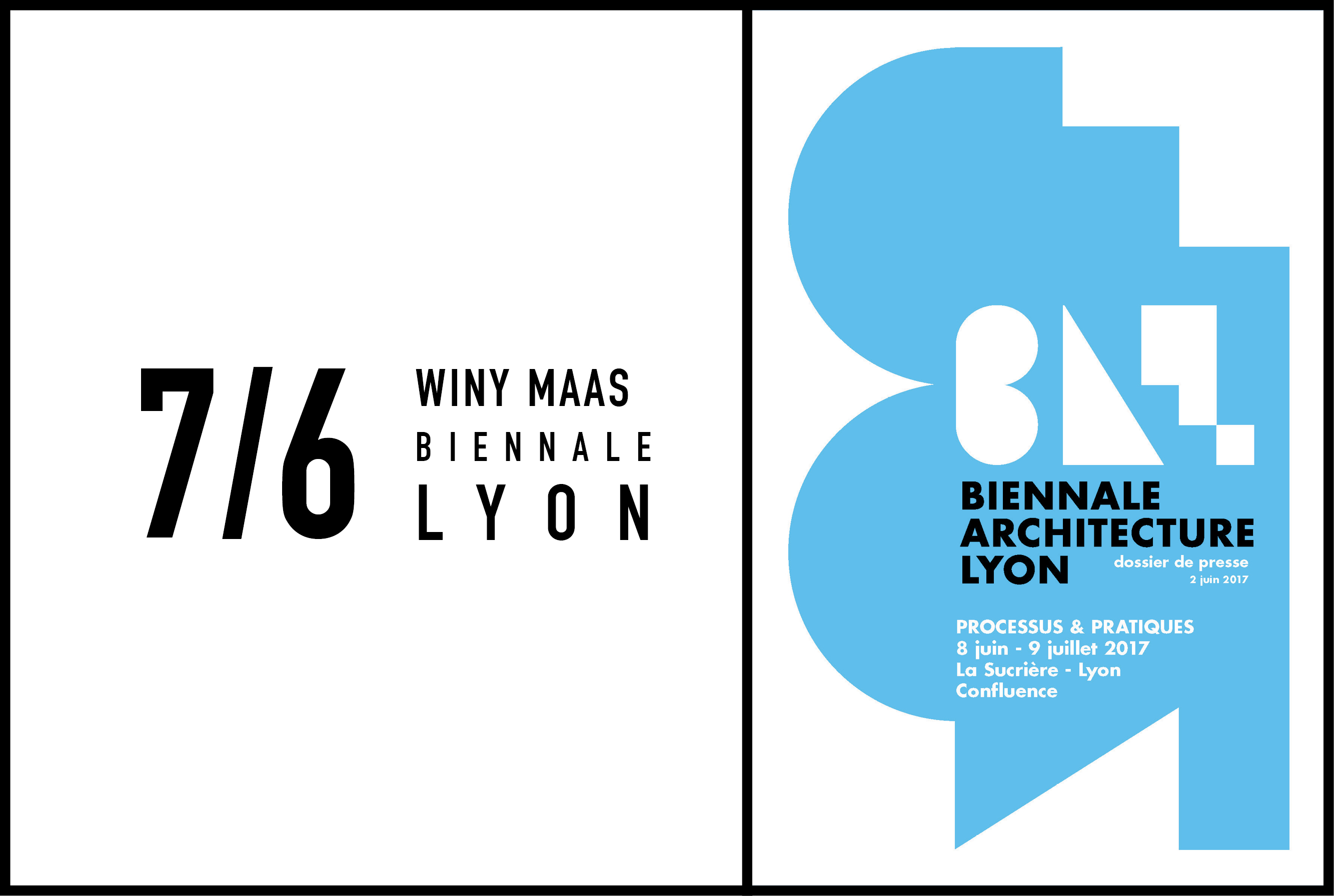 Winy Maas to give inaugural speech at Biennale Architecture Lyon, 7 June 2017