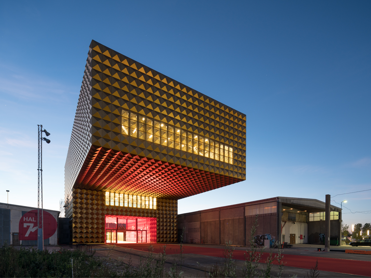 MVRDV's Ragnarock named by National Geographic one of the world's best museums