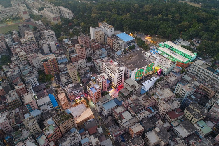 (W)ego wins Architectural Media Jury Award at the 7th Bi-City Biennale of Urbanism\Architecture (Shenzhen)