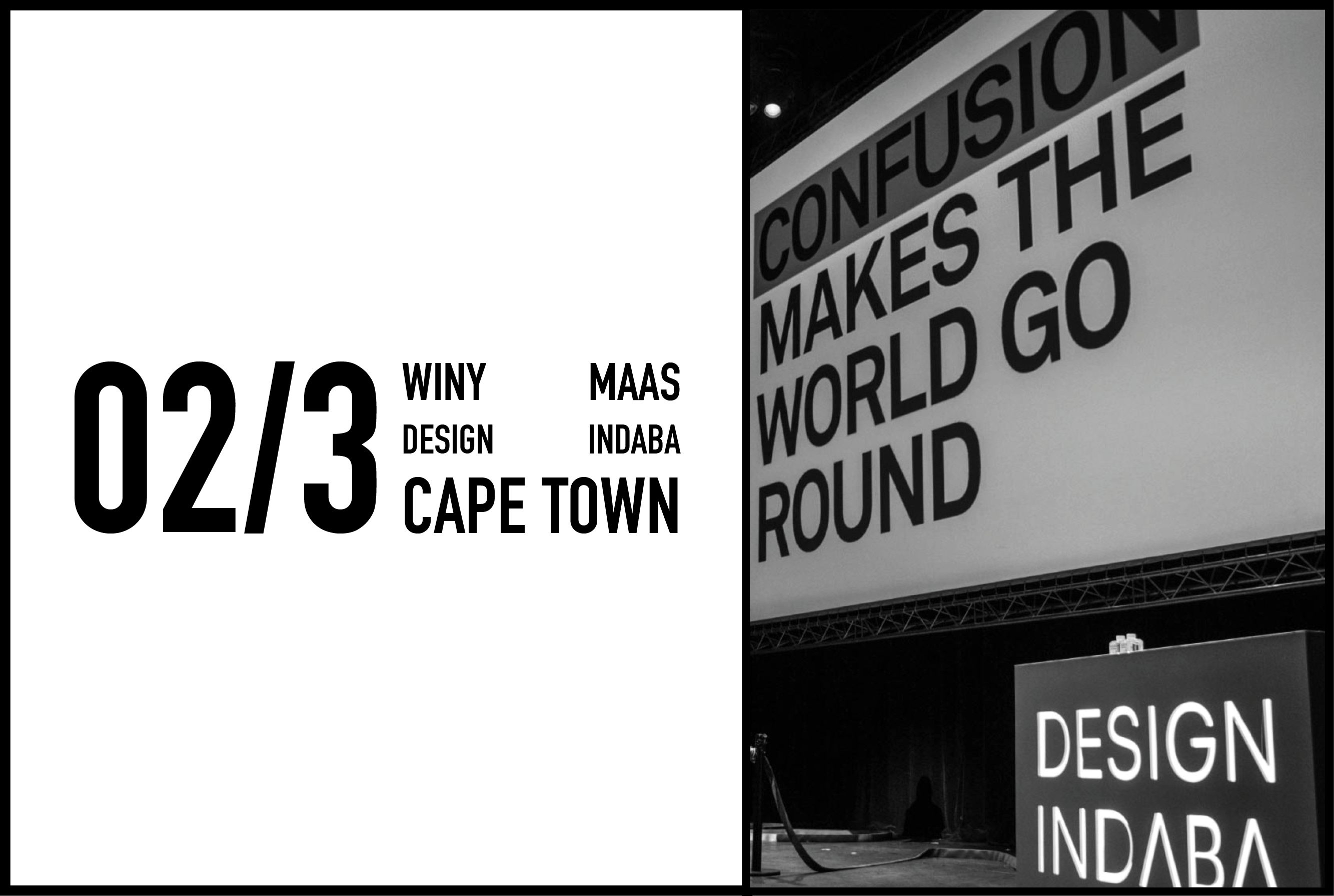 Winy Maas to speak at the Design Indaba Conference, 2 March 2017