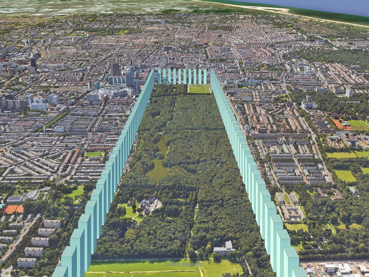 Is Het Haagse Bos The Hague's new Central Park?