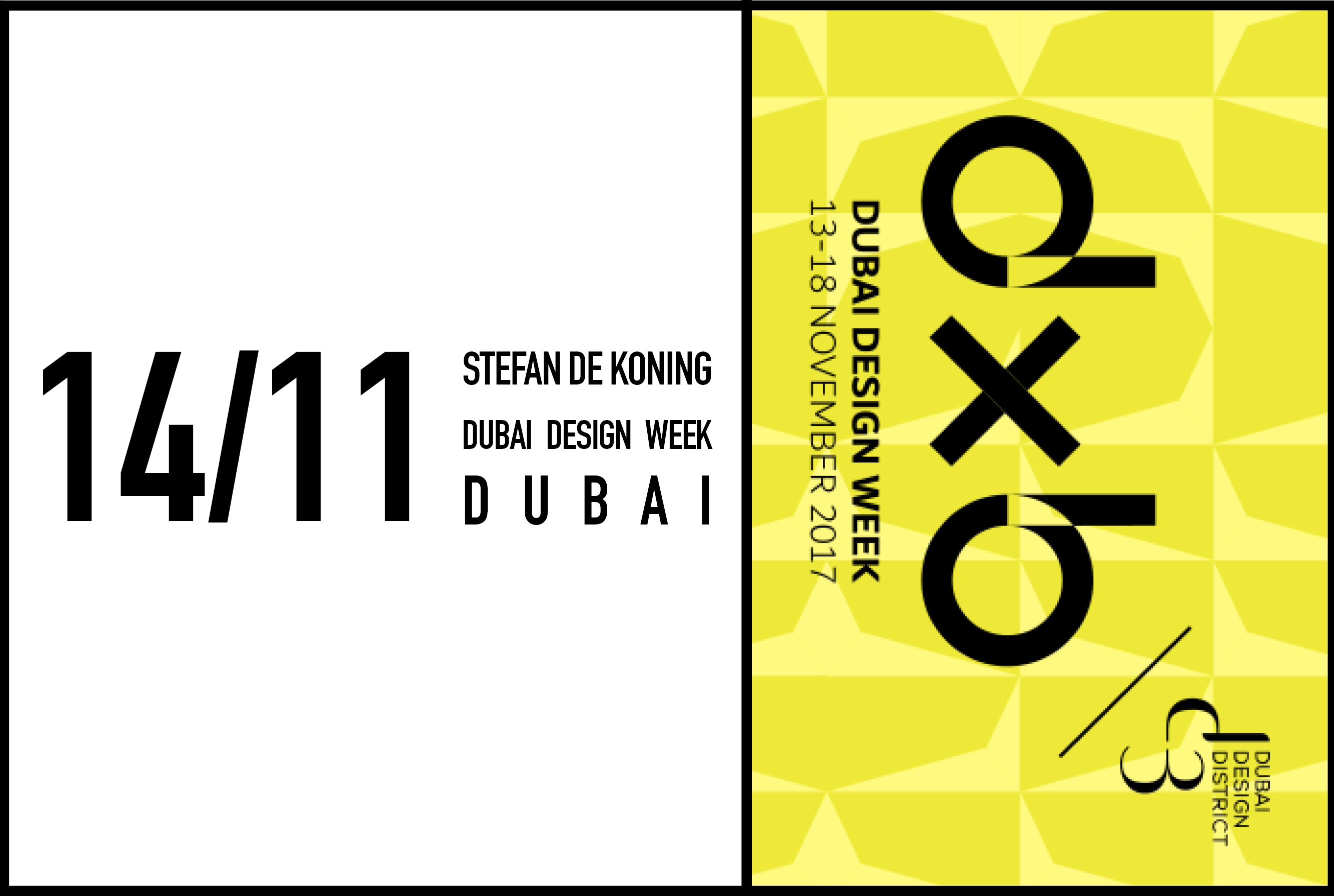 MVRDV's Stefan de Koning to give lecture at Dubai Design Week, 14 November 2017
