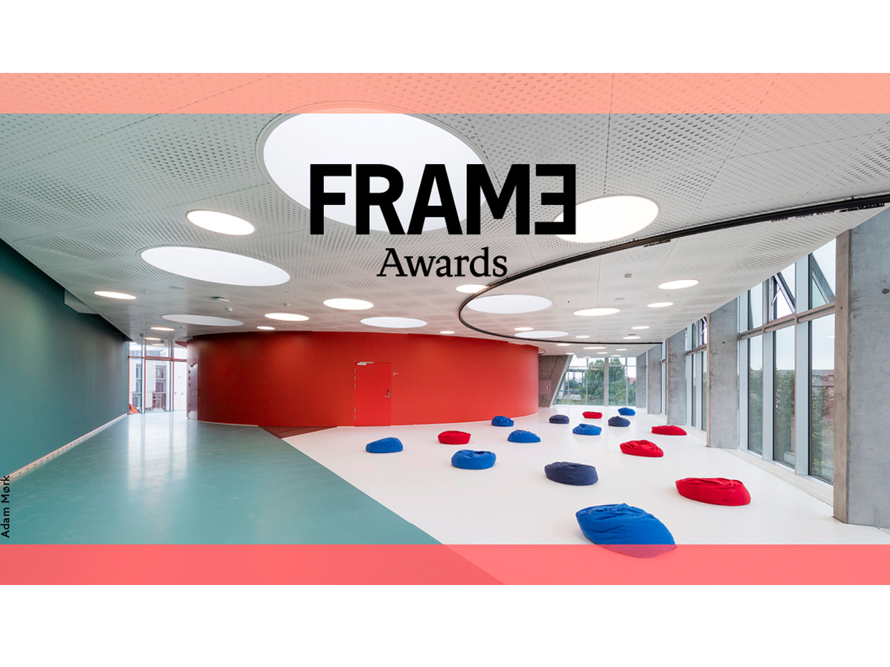 Winy Maas announced as a jury member for the Frame Awards 2018