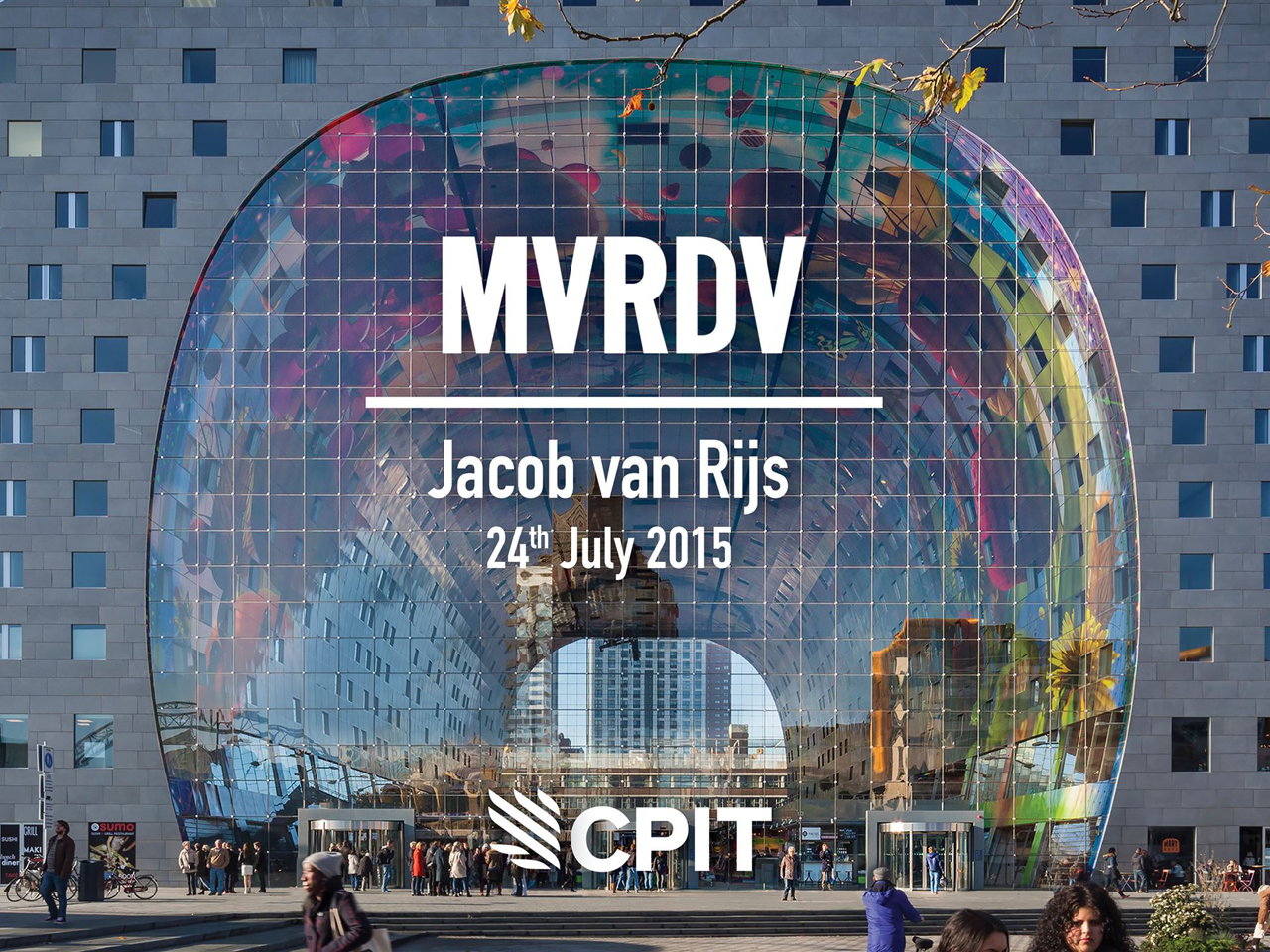 Jacob van Rijs to lecture in Christchurch, New Zealand, on July 24th