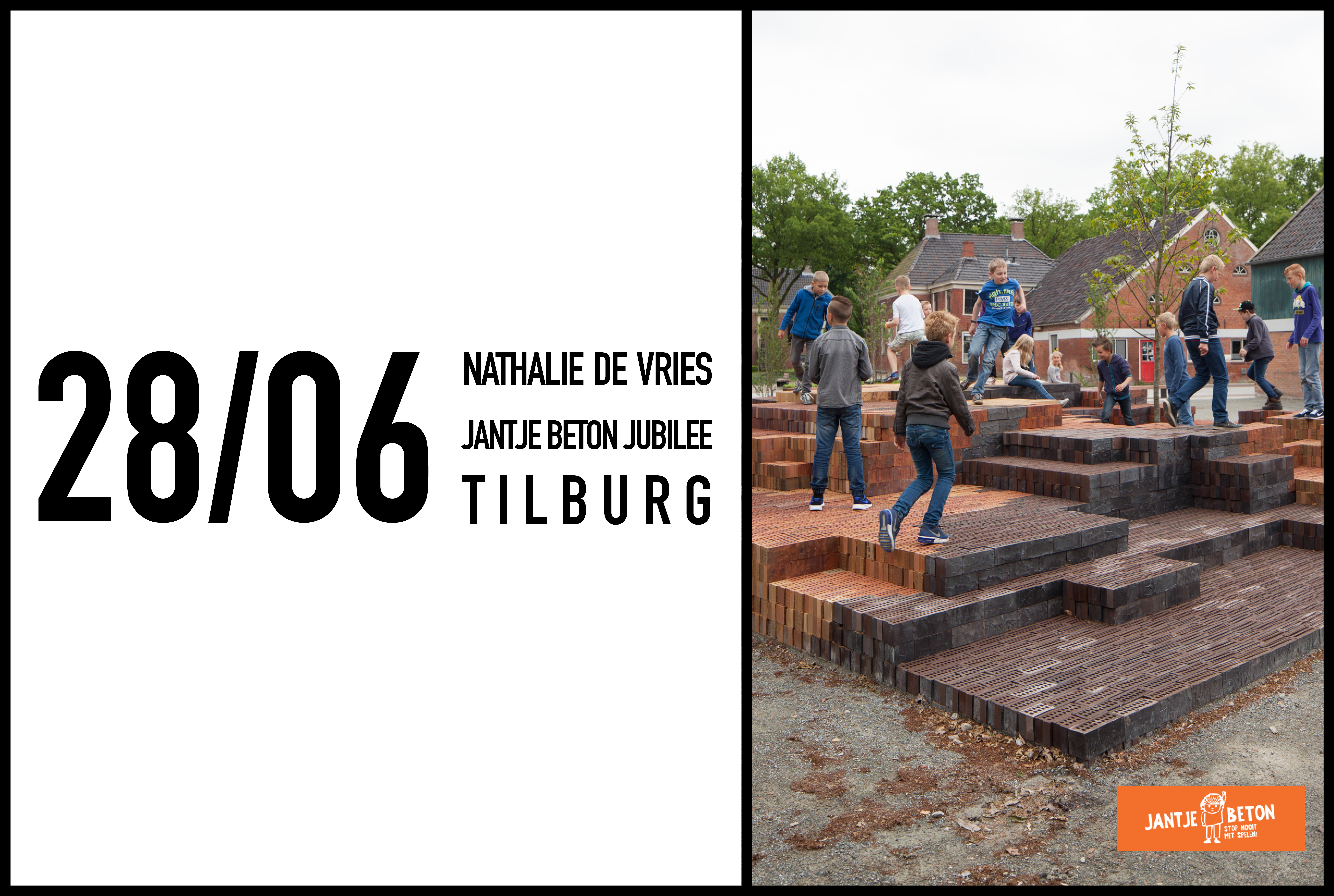 Nathalie de Vries to speak at Jantje Beton 50 Years Jubilee