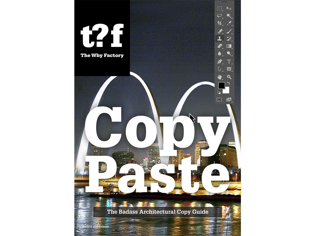 Copy Paste: The Badass Architectural Copy Guide launched by The Why Factory