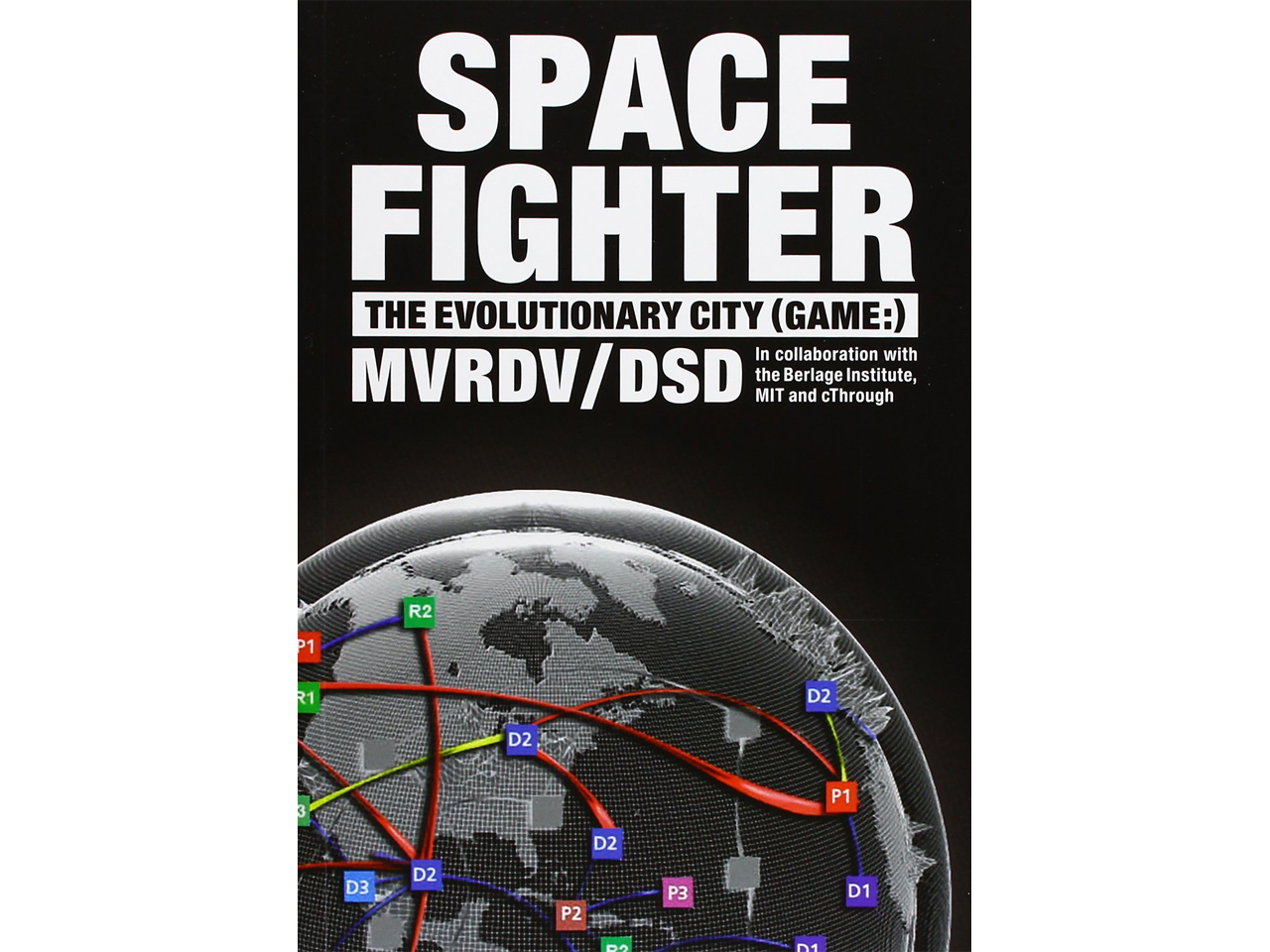 Space Fighter: The Evolutionary City